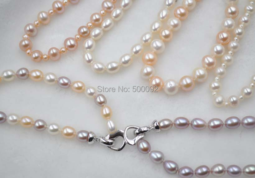 wholesale 6 Qty different style real freshwater pearl bracelets<br><br>Aliexpress