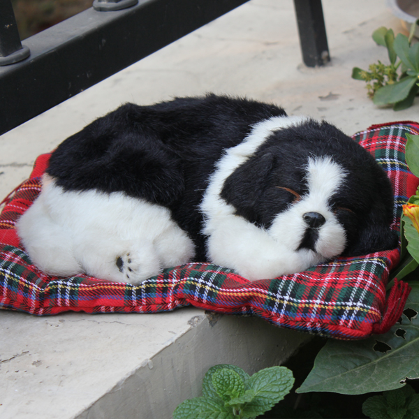 Fake Toy Dogs : Popular real stuffed dogs buy cheap lots
