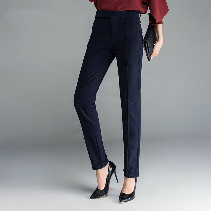 Original Formal Black Pants For Women Must Have Items By The Time You Are 30