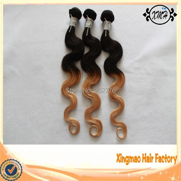 14-26 Body Wave Free Delivery Within 24 Hours Peruvian Remy Human Hair Extension 90g/piece 7A Grade Wholesale Ombre Color <br><br>Aliexpress