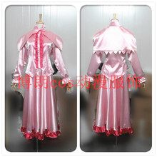 Buy 2016 Akame ga KILL! Uniform Suit Cosplay Costume Sniper Mine Outfit Women Girls Pink Dress for $60.03 in AliExpress store