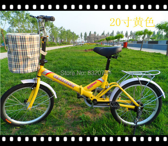 Free shipping high mini folding Bicycle/Wholesale lightweight China Excellent folding bike high quality(China (Mainland))