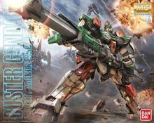 100% Genuine bandai model / hot Selling 1/100 MG Buster Gundam SEED / Assembled gundam Model Robot gunpla