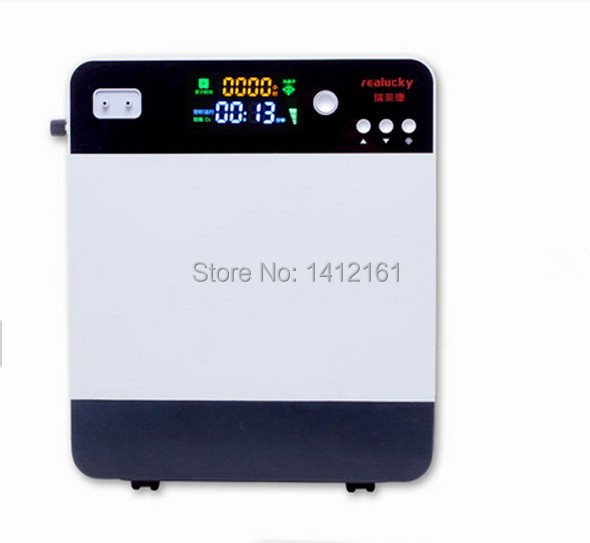 Wholesale - New home Portable oxygen generator concentrator for the young breathing Oxygen bar Factory direct sales<br><br>Aliexpress