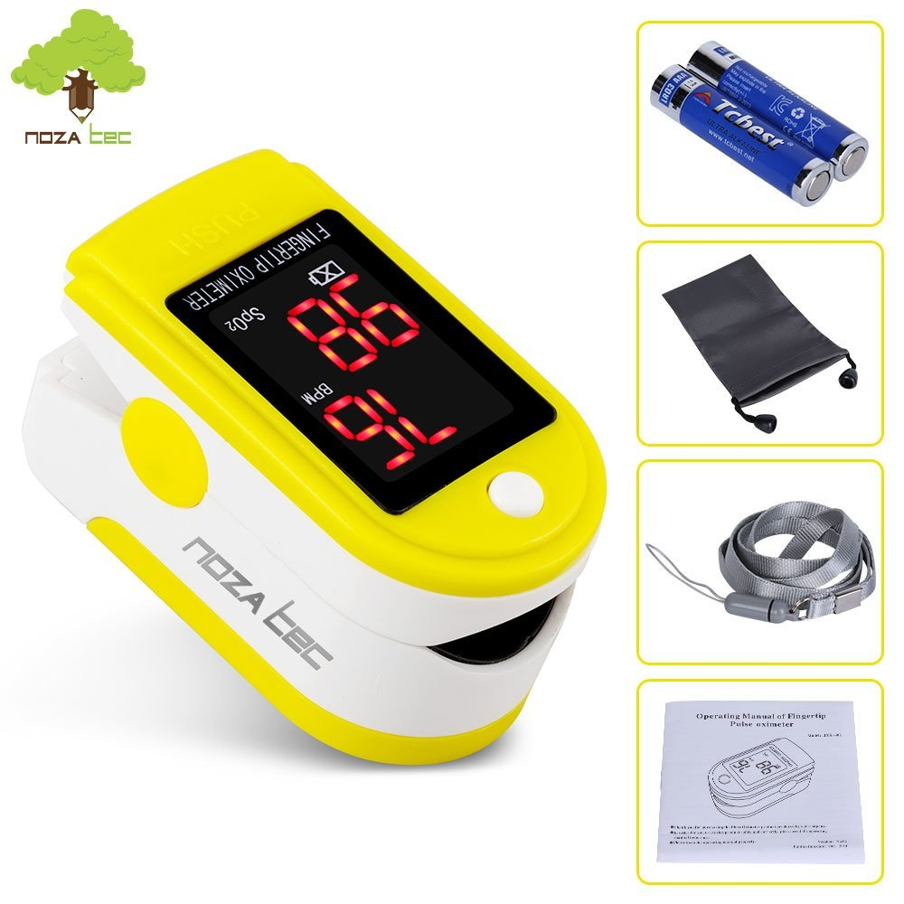Pulse Oximeter Finger Pulse Blood Oxygen Saturation Heart Rate SpO2 Monitor Instant Read Digital Fingertip Pulse(China (Mainland))