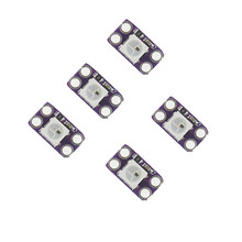 Buy Smart Electronics 10Pcs WS2812B RGB LED full-color driver module development board arduino for $1.13 in AliExpress store