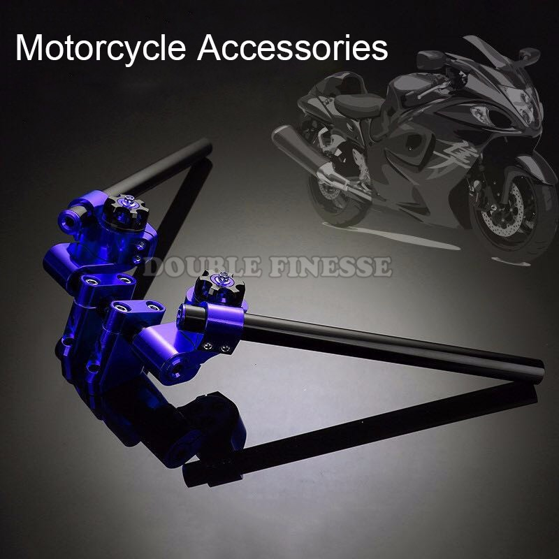 2016 Motorcycle Adjustable Steering Handle Bar handlebar grip  for benelli bn300 bn600 kawasaki z125 15-16 t-max530 t-max500 bws