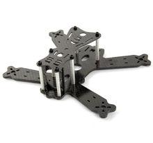 Mini 130mm Full Carbon FPV Racer Quadcopter Frame Kit for FPV Racing