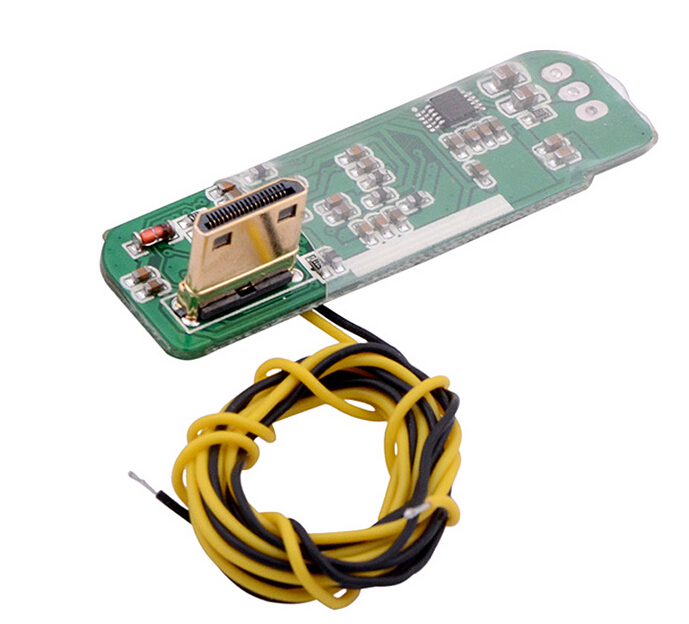 FPV HDMI to AV Converter Module D/A Converter Board for Nex5 Cameras w/Shutter + Tracking Number SKU:11334<br><br>Aliexpress