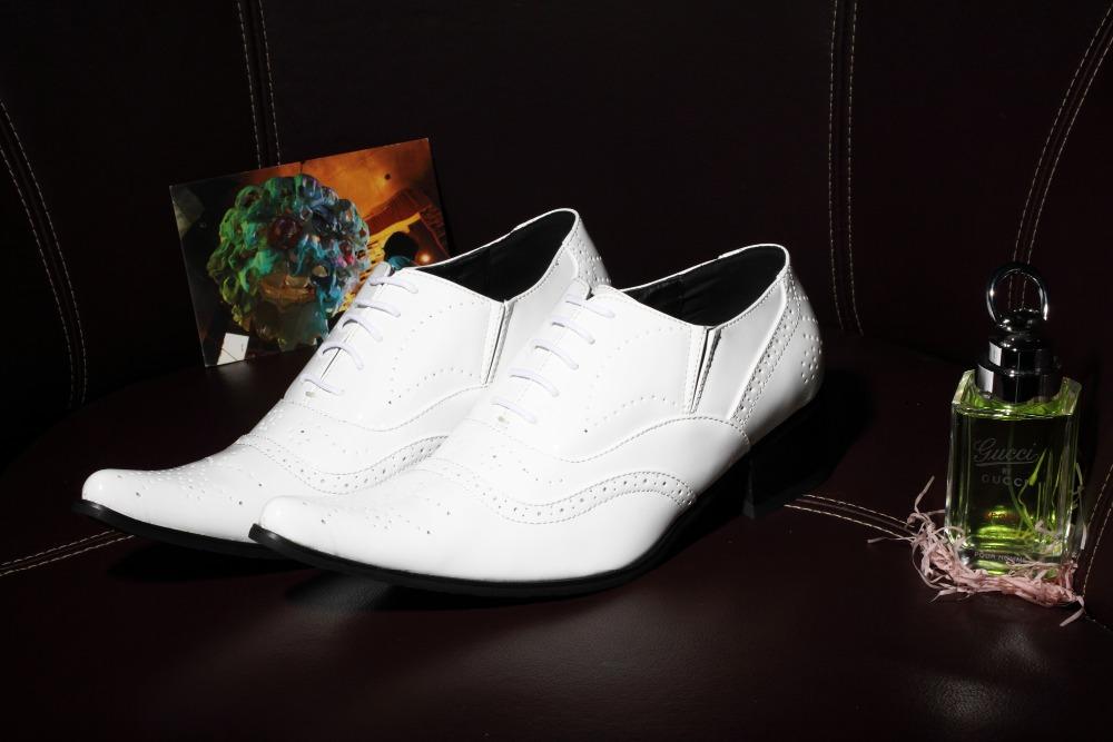 Здесь можно купить  US Size 5-9 New White Leather Classic Lace Up Wedding Dress Oxfords Mens Shoes US Size 5-9 New White Leather Classic Lace Up Wedding Dress Oxfords Mens Shoes Обувь