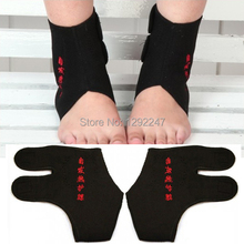 5Pairs Tourmaline Ankle Protection Spontaneous Magnetic Therapy Heating Body Massager Health Care Wholesale & Retail 6Elv