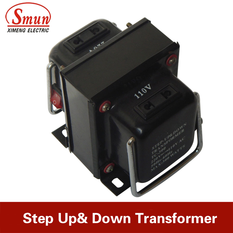 500w portable home use step up down transformer voltage for Transformateur 110 220 darty