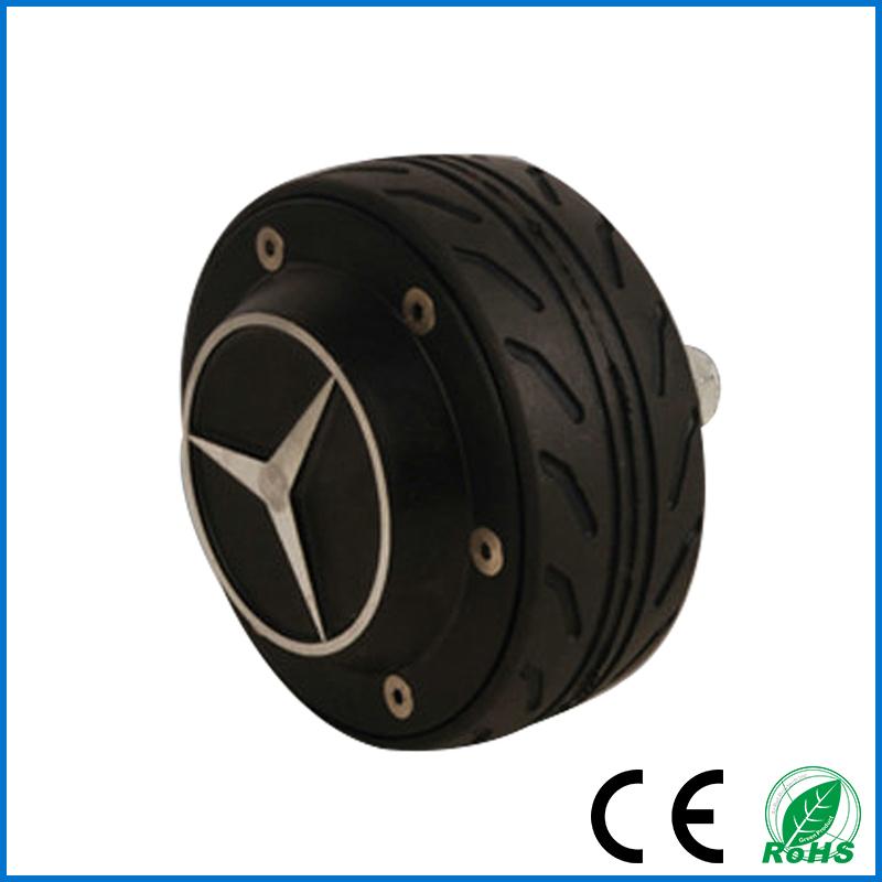 free shippping 36V 150W 4 inches single shaft brushless hub motor ,electric wheel hub motor(China (Mainland))