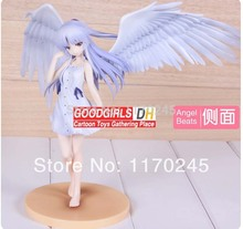 Japanese Anime FS Angel Beats! Tenshi Kanade Tachibana Good Smile ver Limited 1/8 7.8″/20cm PVC Figure Free Shipping