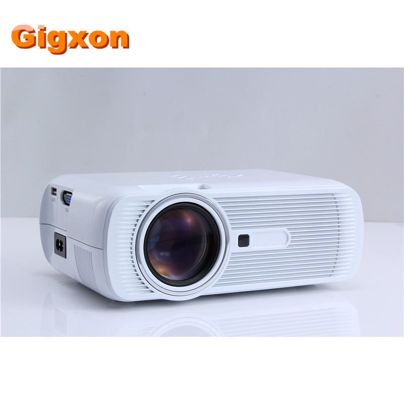 1080p mini led projector 130 inch portable digital hd for Portable video projector