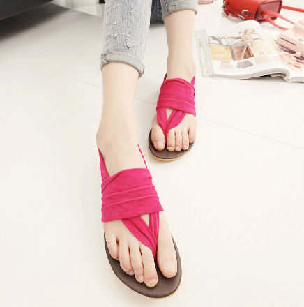Free Shipping 2014 Fashion Summer Women Slippers Beach Shoes  Slides Sandals  slip-resistant