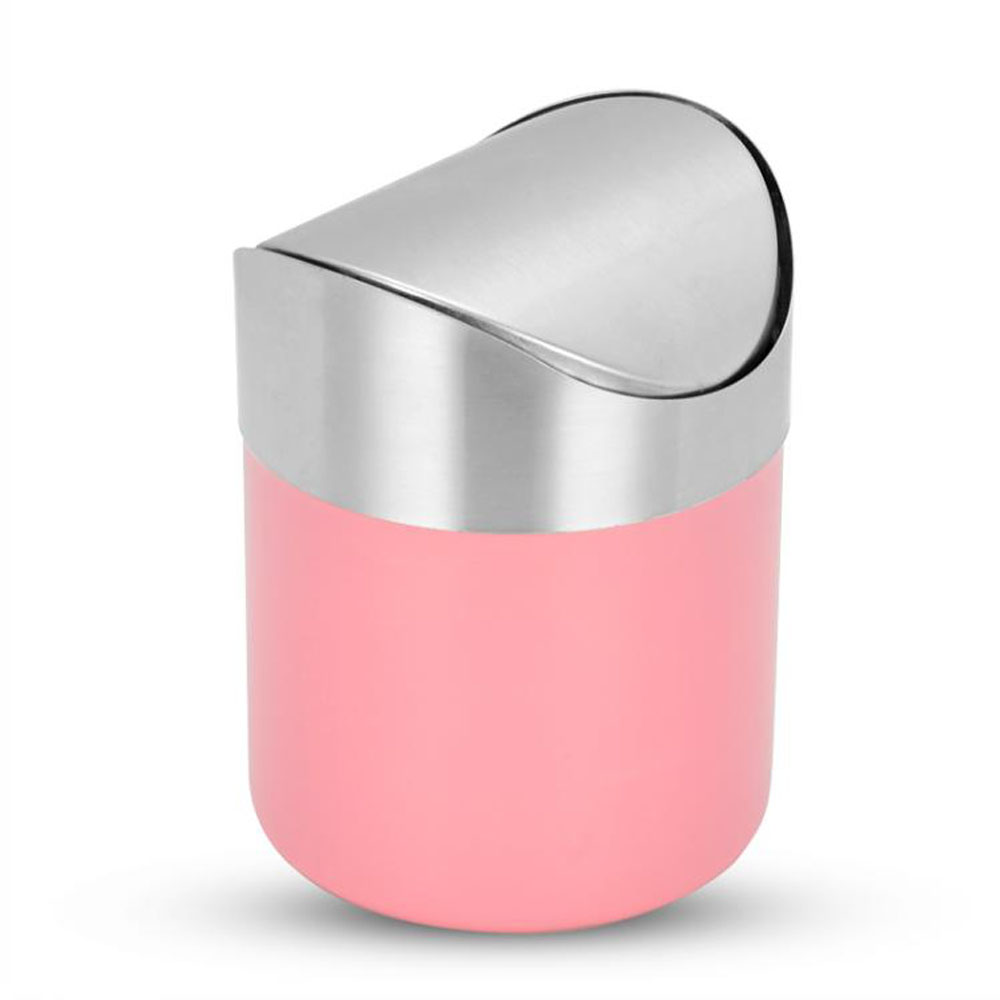Online get cheap pink trash cans alibaba group - Pink kitchen trash can ...