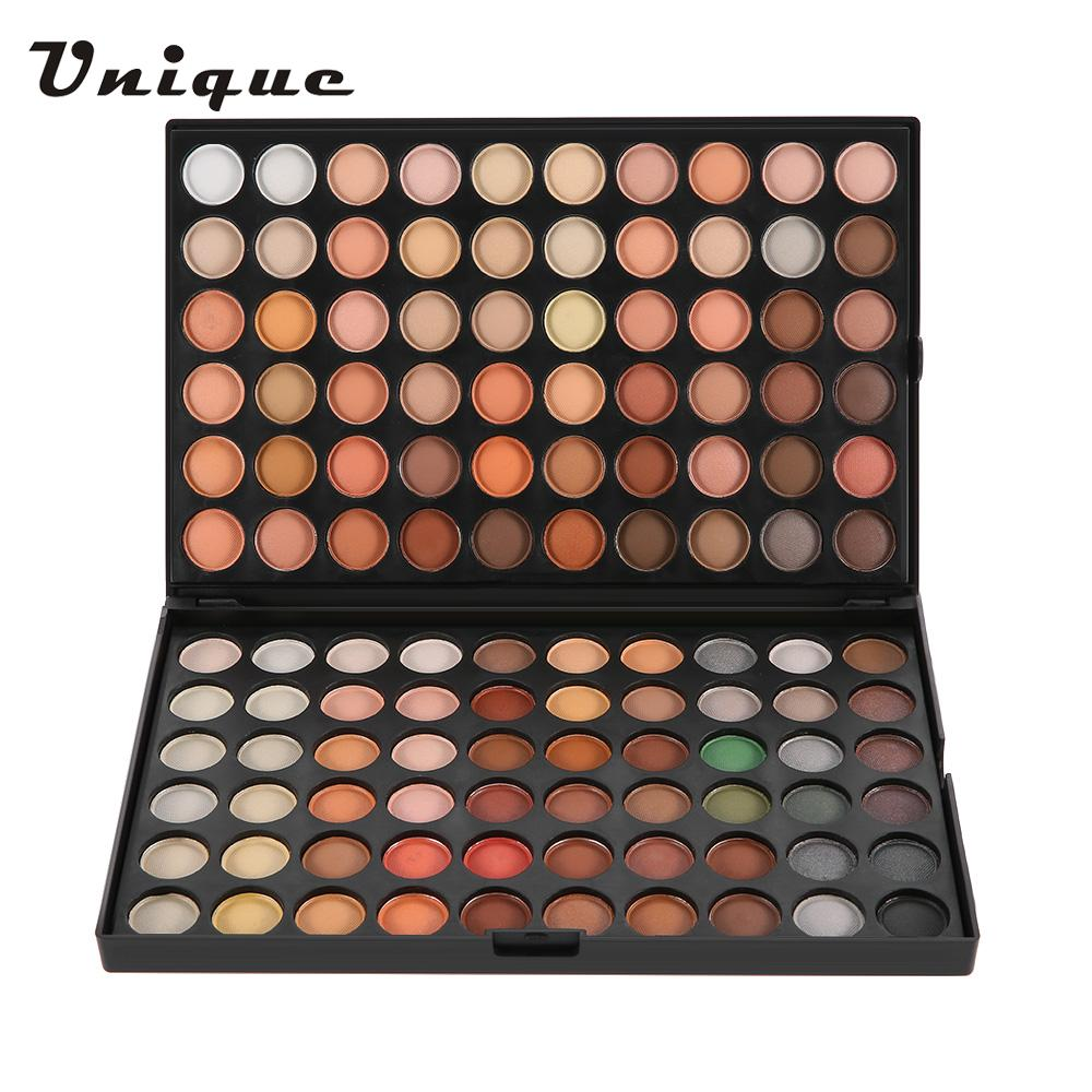 Abody Professional Make Up Tool 120 Colors Eyeshadow Palette Women Cosmetic Neutral Warm Color Eye Shadow Makeup Kit(China (Mainland))