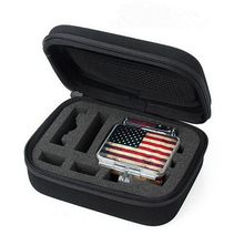 Accessories for Gopro SJ4000 Small Size Collection Box Case Bag Ride Storage Bags For Go pro SJ4000 SJ5000 Action Camera(China (Mainland))
