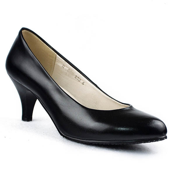 womens black dress shoes for work images