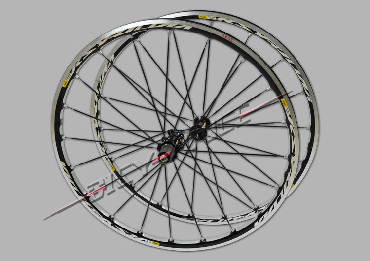 Mavic wheel ksyrium elite vacuum ring black road wheels(China (Mainland))
