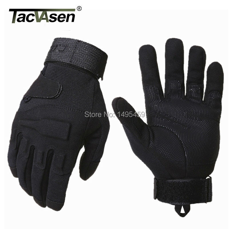 Army Men Military Tactical Gloves Outdoor Leather Glove Full Half Finger Gloves Motocycel Bicycle Mittens Free Shipping(China (Mainland))