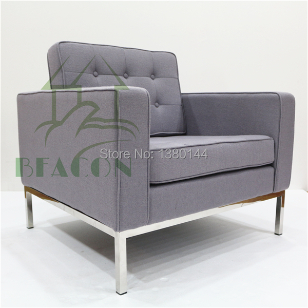 Relaxing KNOLL SOFA ONE SEATER(China (Mainland))