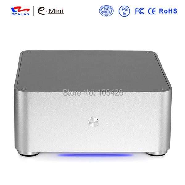 Realan Mini ITX Case with Power Supply, Computer Case PC Desktops(China (Mainland))