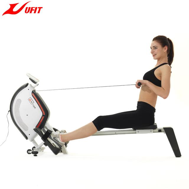 rowing machine exerciser