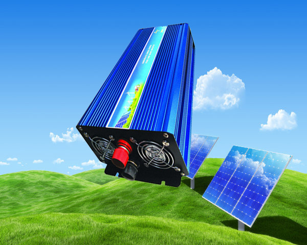 1000W Wind Grid Tie Pure Sine Wave Invertor 12V 1000 Wind Turbine Wind power generation Inverter(China (Mainland))