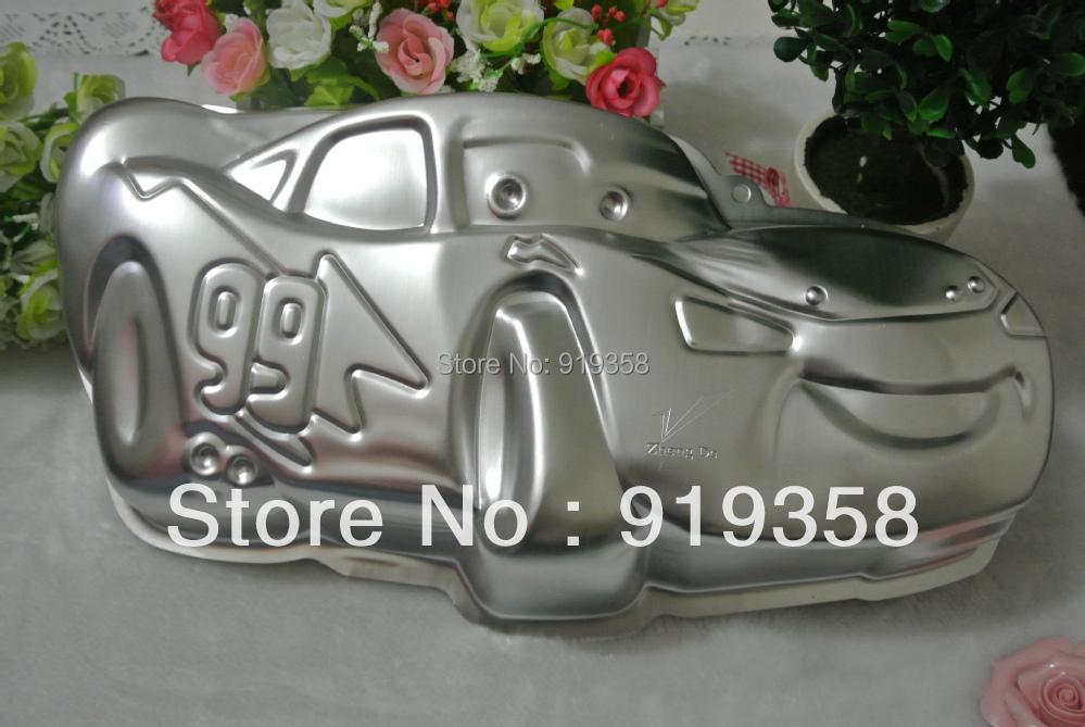 Car Shaped Cake Pan