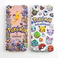Lovely Pokemons Pikachue Air cushion shell Popular brands TPU phone case for iPhone 6 6S 6