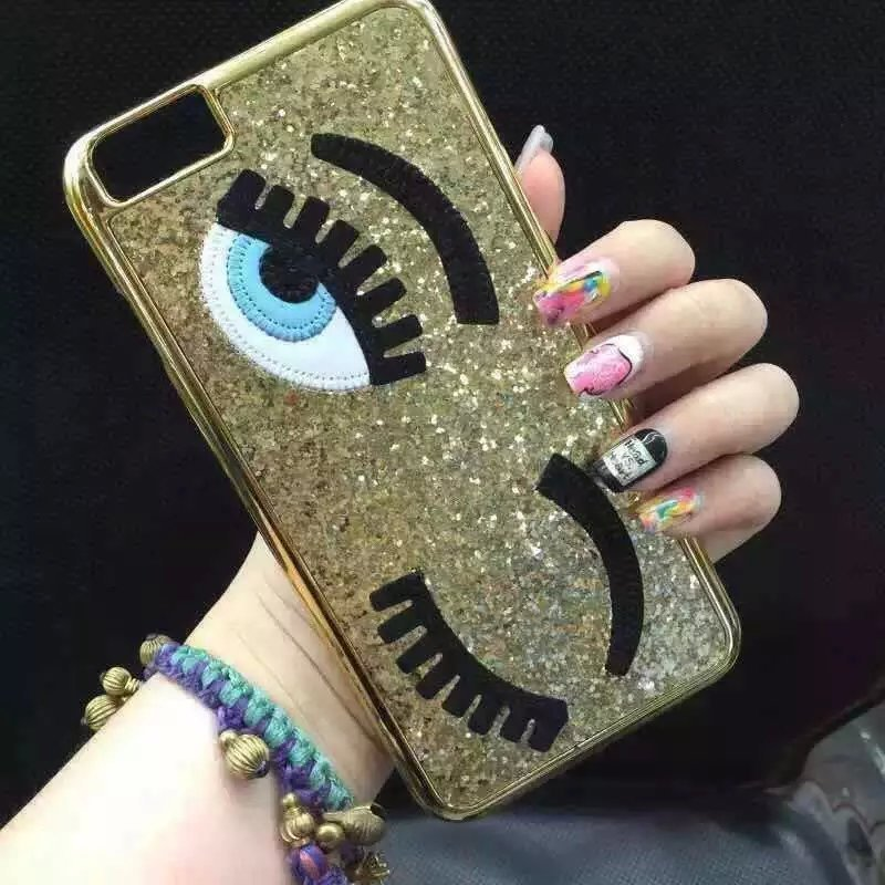 For Iphone 6 Plus Case New Arrival Sexy Girls Eye Phone Back Cover Phone Cases For Iphone 6 Plus 5.5″ Phone Accessories YC589