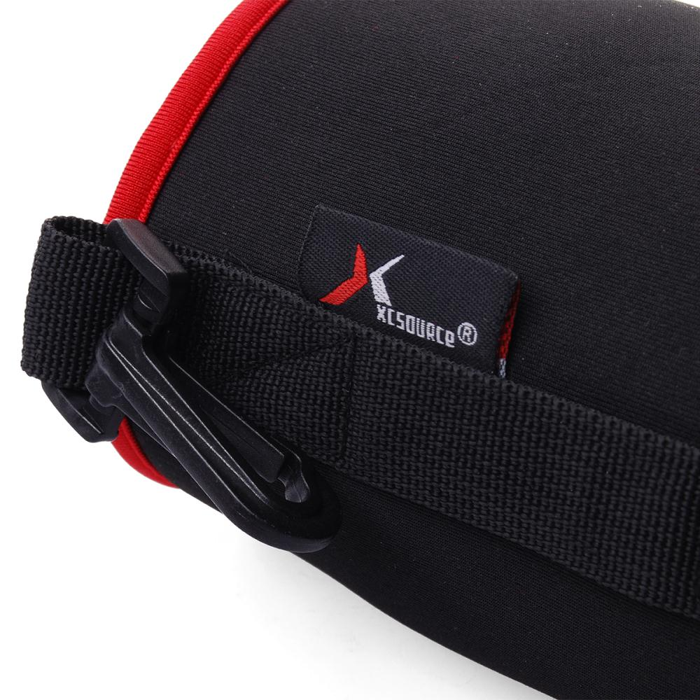 Neoprene Soft Lens Bag Pouch Case Protector for Canon for Nikon for Pentax Size: M DC502(China (Mainland))