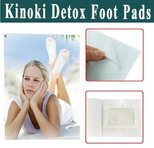 100packs 200pcs lot Kinoki Detox Foot Pads Patches with Adhesive No Retail Box 200pcs 100pcs Patches