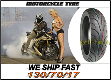 Motorcycle Road Tubeless vacuum tires tyres for motocross cross motorcycle tire tyre 130/70/17 130-70-17 130 / 70 / 17(China (Mainland))