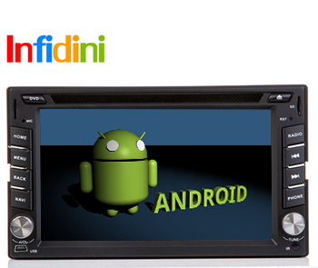 2 Din Android 4.4.4 Car DVD Player GPS+Wifi+Bluetooth+Radio+Capacitive Touch Screen+3G+car pc+stereo+Quad core car dvd android(China (Mainland))