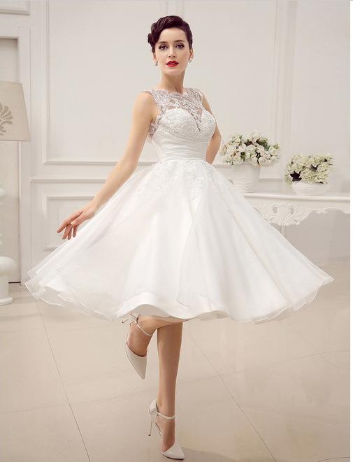 Vintage bridal reception dresses flower girl dresses for Brides dress for wedding reception