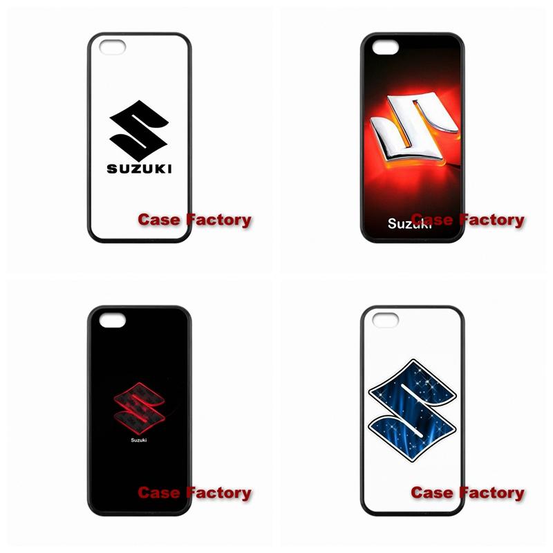 For Samsung S2 S3 S4 S5 S6 S7 edge Moto X1 X2 G1 G2 Razr D1 D3 HTC Suzuki logo accessories Case(China (Mainland))