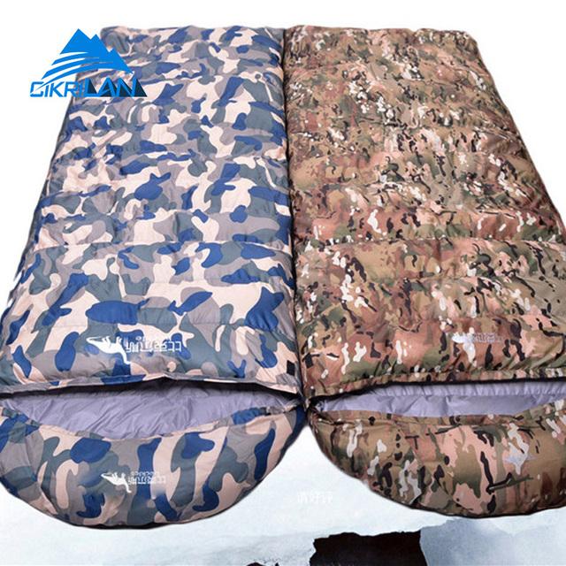 Camo Sleeping Bag New Cikrilan