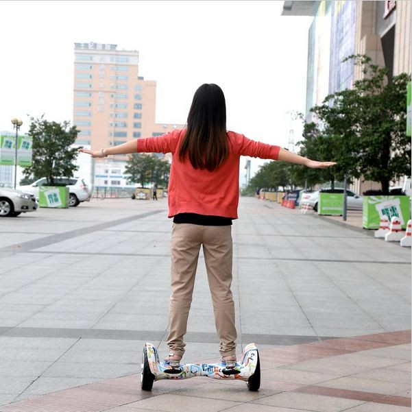 10 Inch hoverboard self balance scooter  wholesale electric scooter Hoverboard kids adults Gift swegway balance scooter