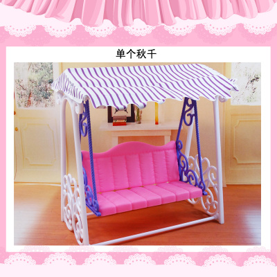 rocking chair diy doll furniture girl toy play house for