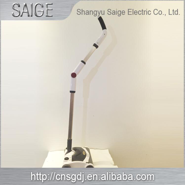 4pcs Bend Handle Handheld Wireless Electric Sweeper & Mop Carpet Floor Vacuum Cleaner(China (Mainland))