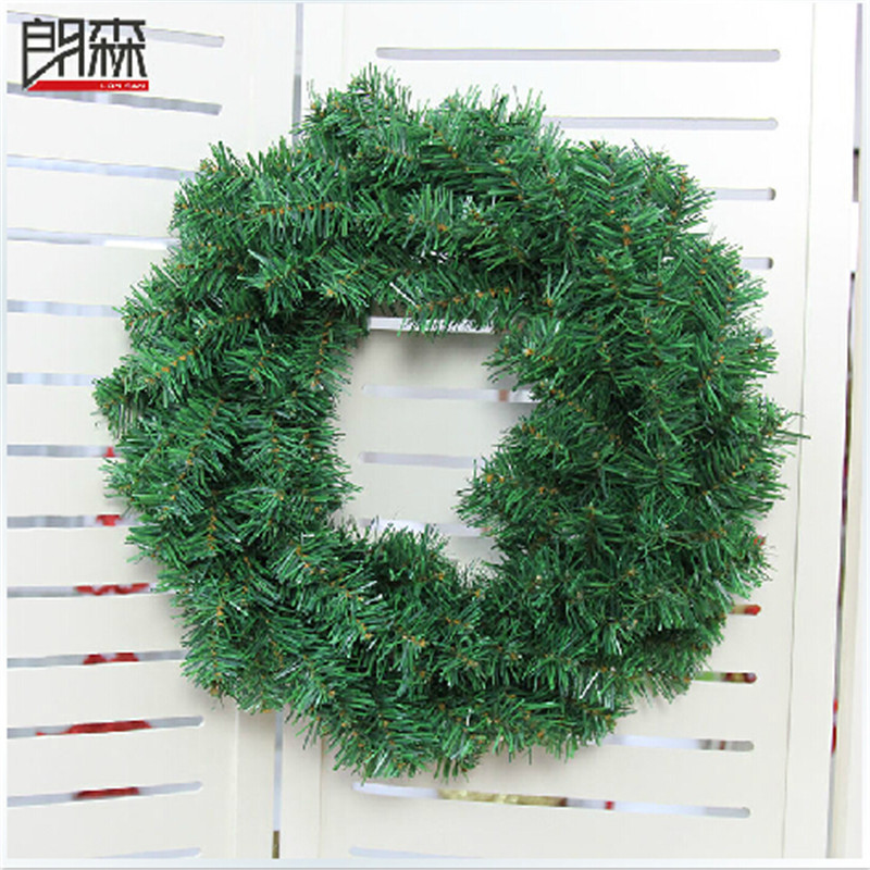 Green Christmas Garland Outdoor Christmas Inflatables