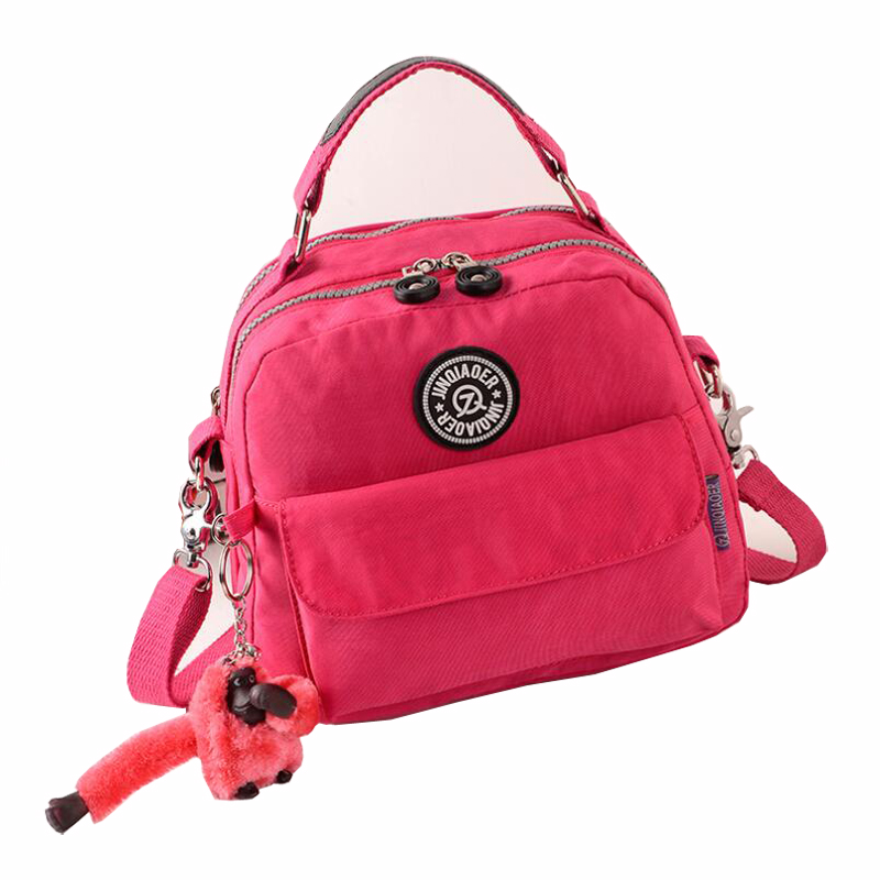 Korean Fashion Women Monkey Bag Multifunction Girls Shoulder Messenger Bags Fashion Cute Handbag
