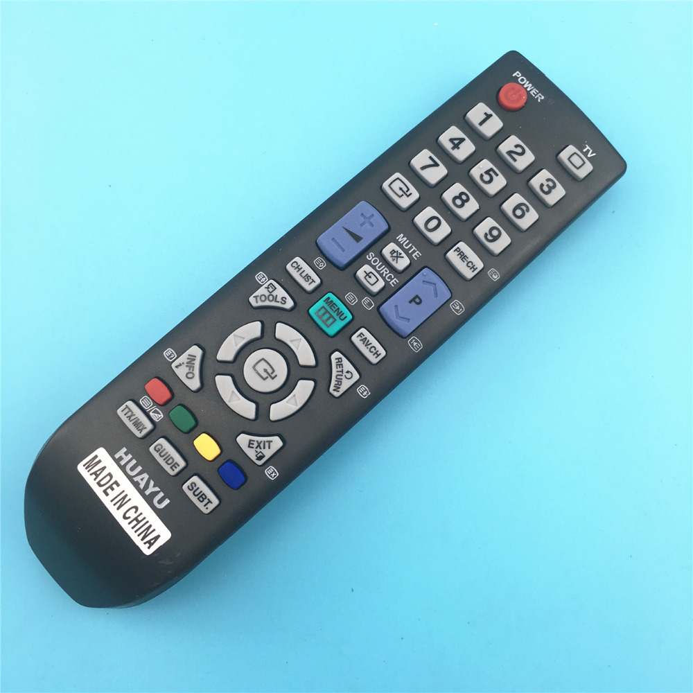 universal remote control suitable for samsung BN59-00865A TV LA22B650T6D LA26B450C4D LA26B450C4M LA32B350F1DLA32B450C4D(China (Mainland))