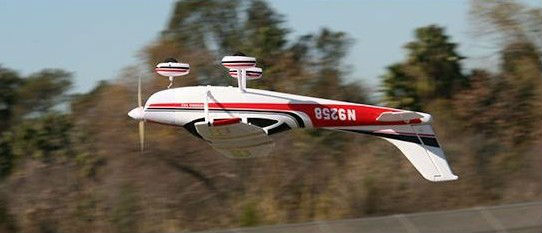 RC plane toy Cessna 182 epo PNP(China (Mainland))
