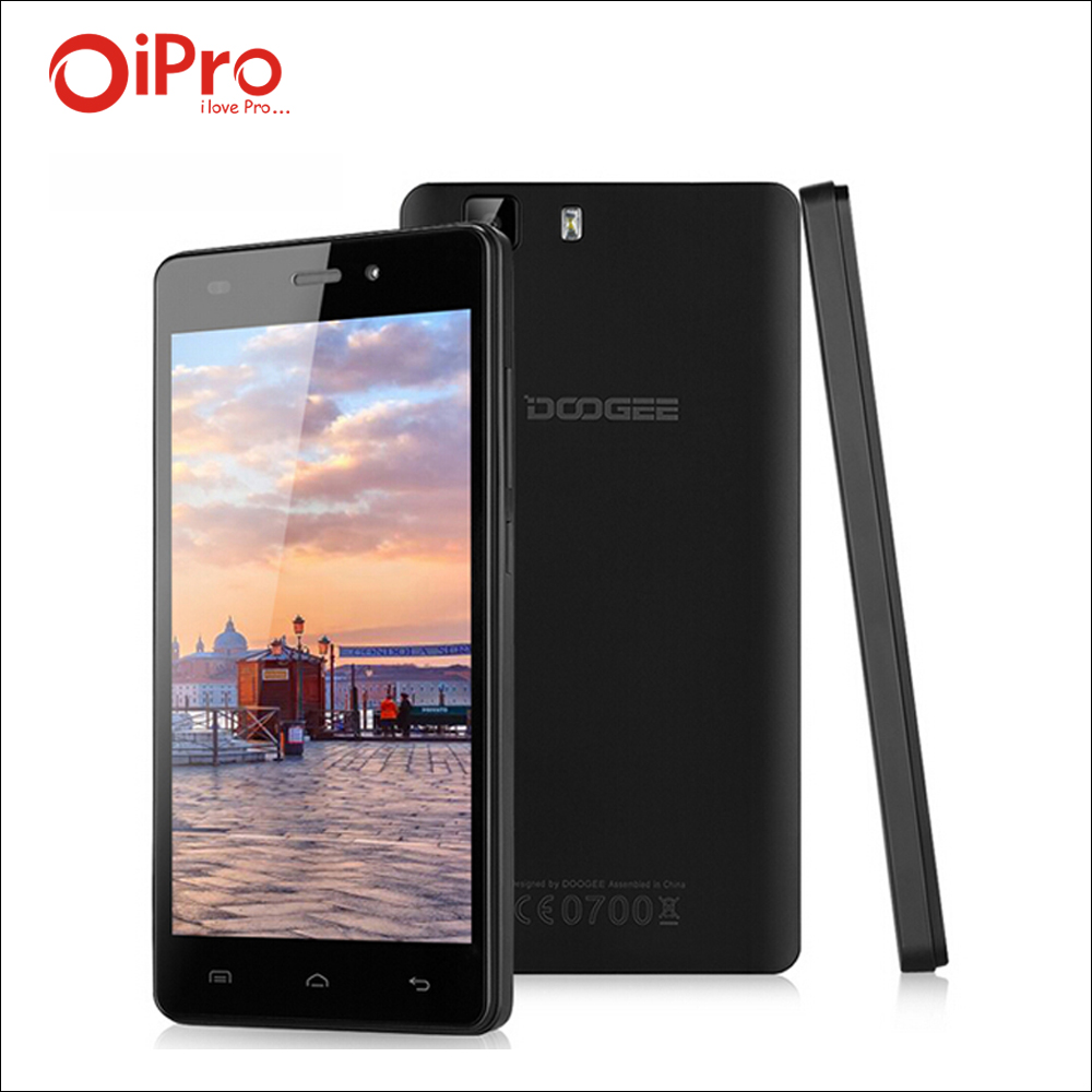 "Original Doogee X5 / Doogee X5 PRO MTK6580 Unlocked Android Smartphone 5.0"" HD 1280*720 IPS Quad Core 8GB ROM WCDMA Mobile Phone(China (Mainland))"