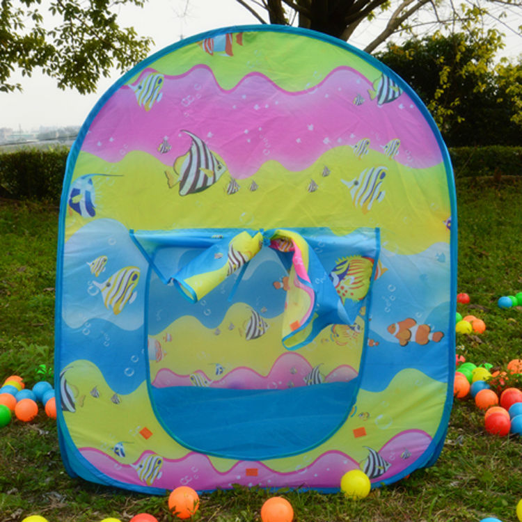 Good quality Toys Tent: Portable Gaming House for Children Baby Safe Indoor and Outdoor Tent&Camouflage Castle(China (Mainland))