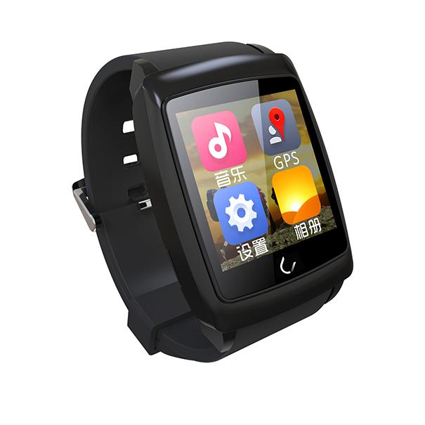 "Android OS WIFI Smartwatch U18 U Watch Dual Core 1.6"" HD Screen GPS Compass Reloj Inteligente Upgraded Smart Watch U8 U80(China (Mainland))"